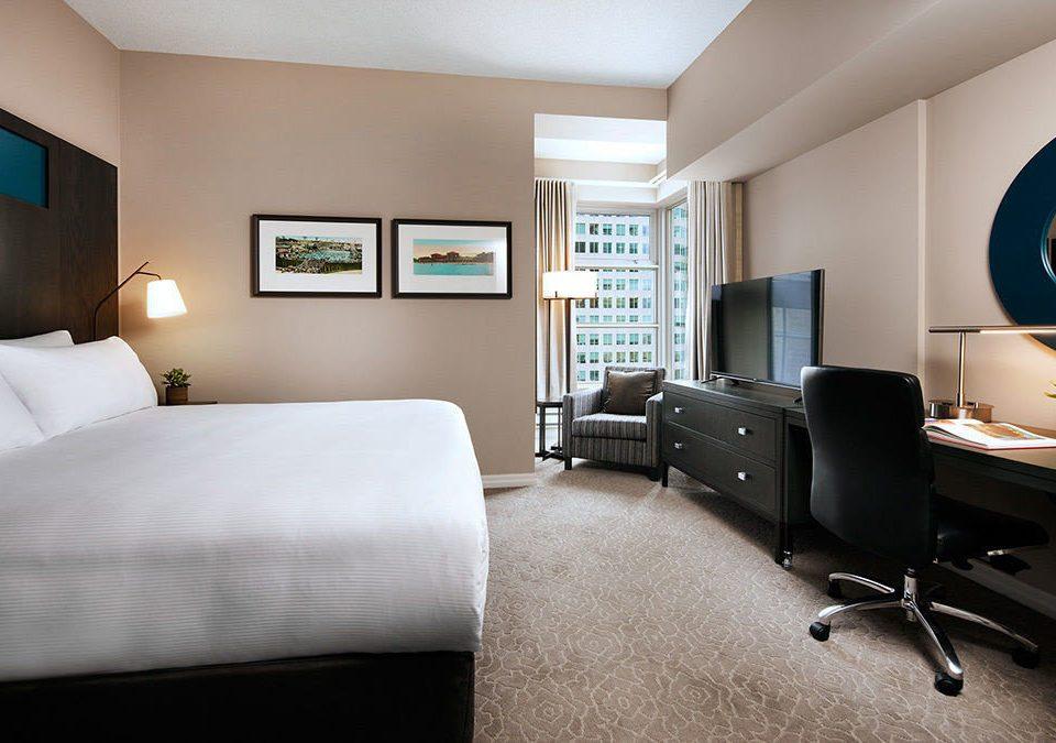 property living room Bedroom desk home Suite condominium Modern lamp