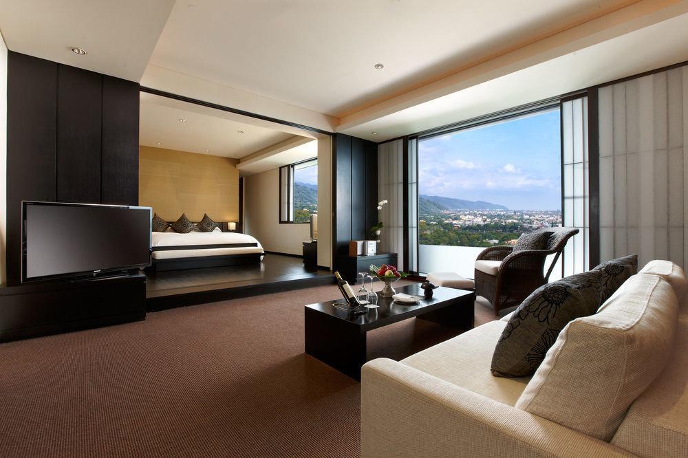 sofa property living room condominium Suite home Bedroom flat Modern