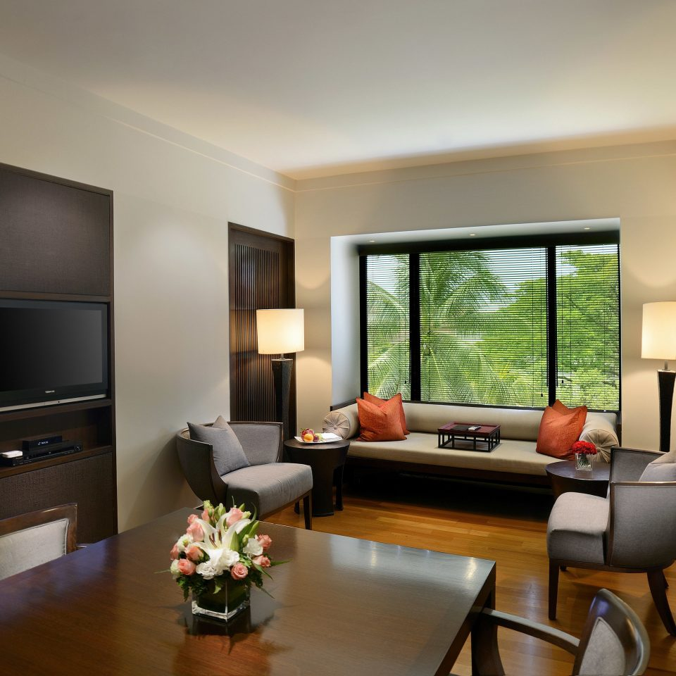 property living room condominium home Suite hardwood flat Modern Bedroom