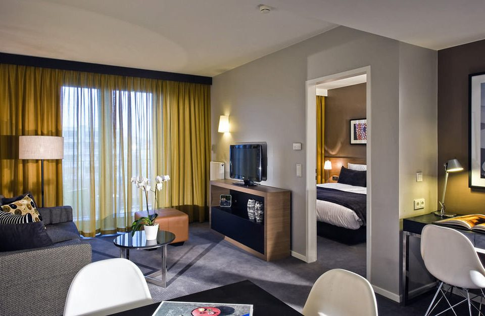 property condominium living room Suite home Modern Bedroom flat