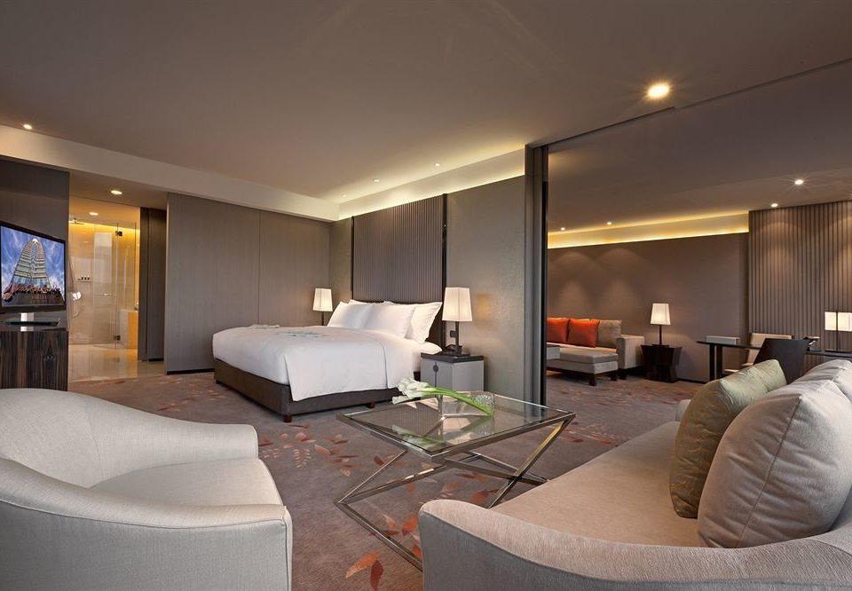 property Suite living room condominium Bedroom Modern