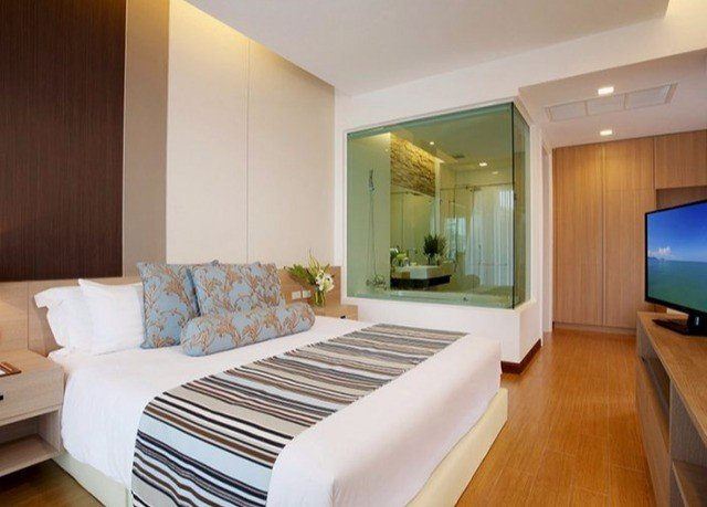 property Suite condominium flat Bedroom Modern