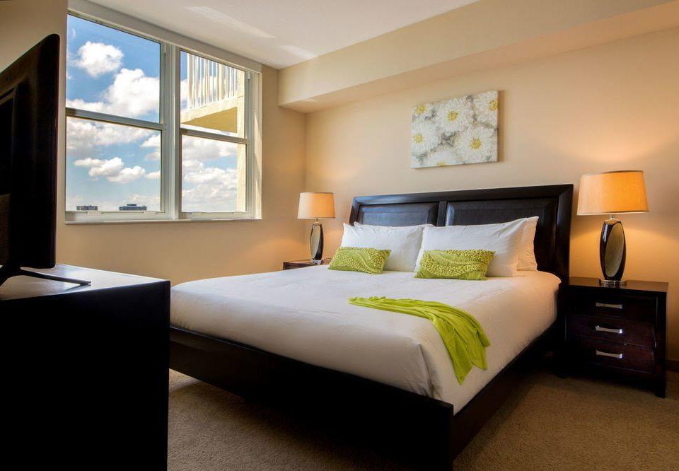 Bedroom property Suite condominium home cottage Modern