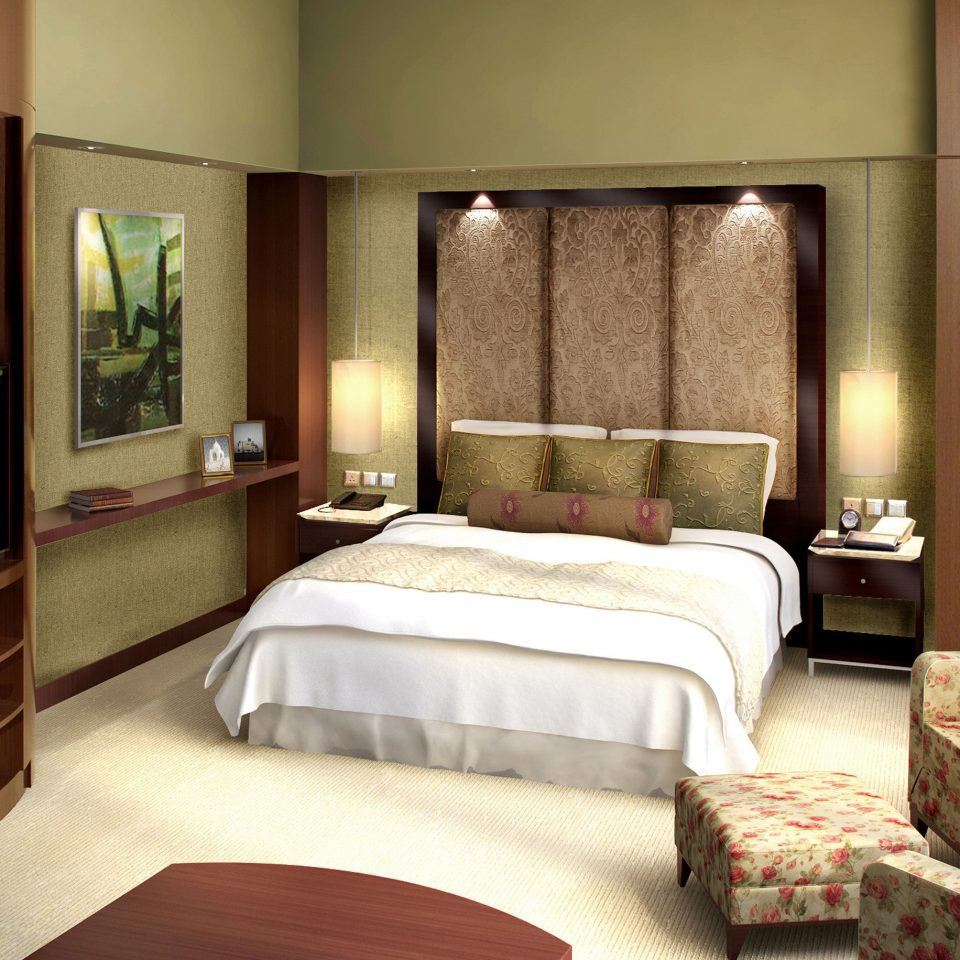 property Bedroom Suite living room home cottage nice condominium Modern flat