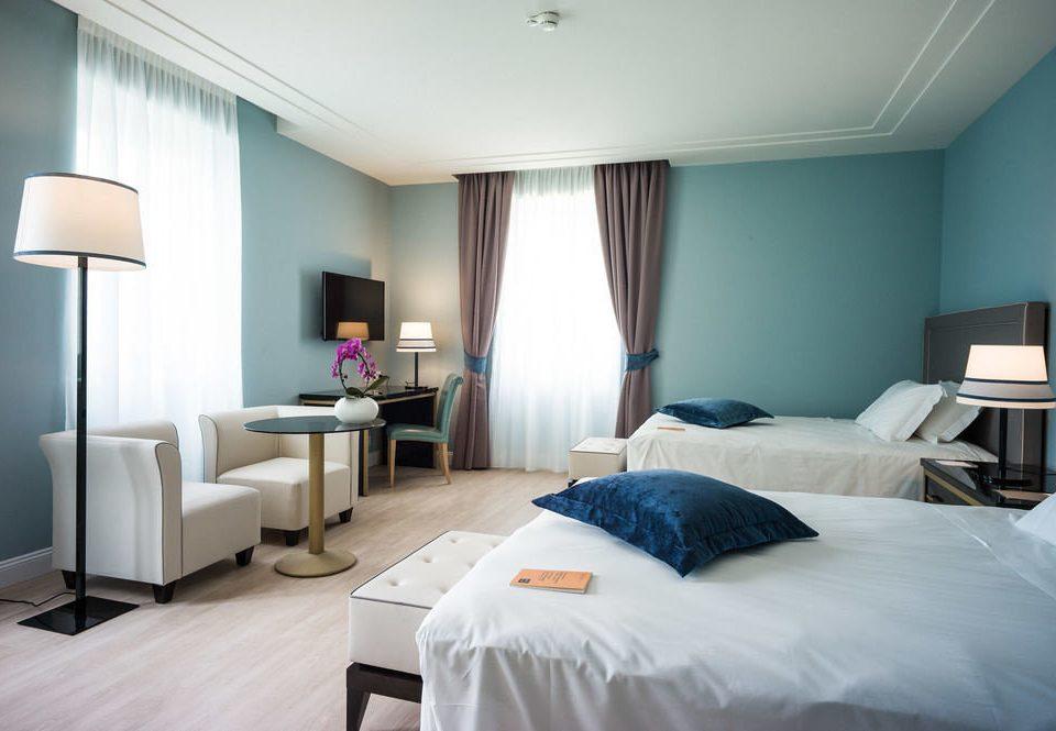 property Bedroom white Suite scene condominium cottage lamp Modern