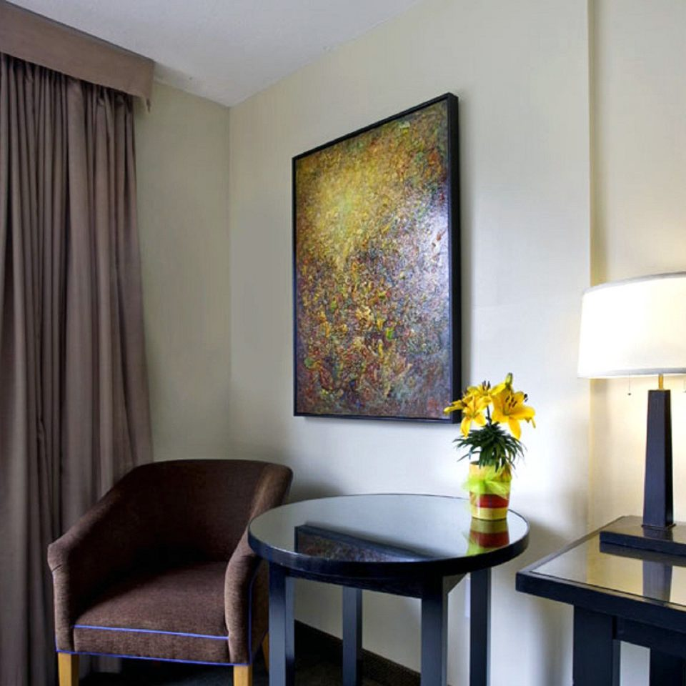 Bedroom Modern property condominium home living room Suite