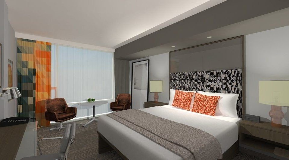 sofa property Bedroom Suite condominium living room cottage flat Modern