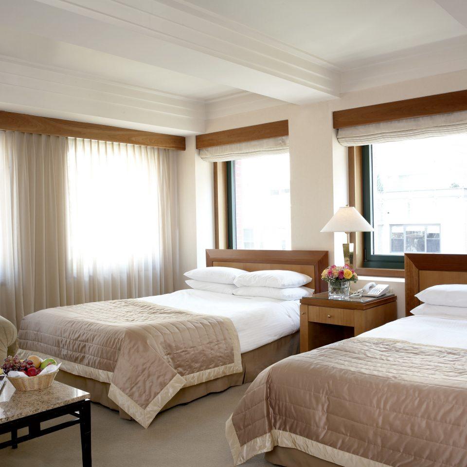 Bedroom Modern property Suite cottage