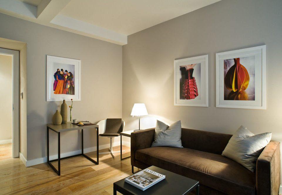 living room property home Bedroom cottage Suite Modern flat