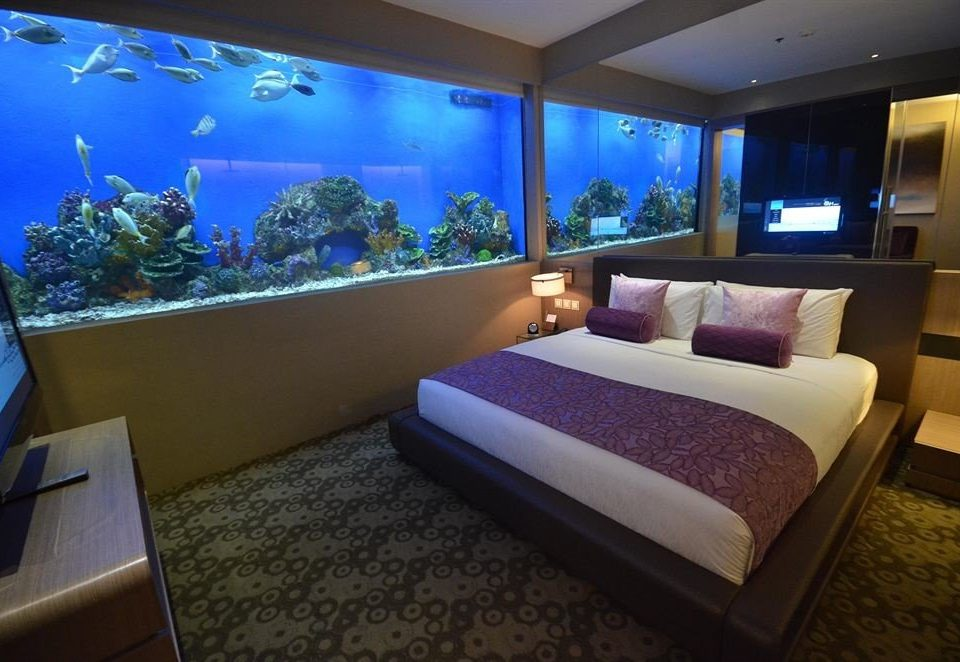 property vehicle yacht Suite flat Bedroom Modern