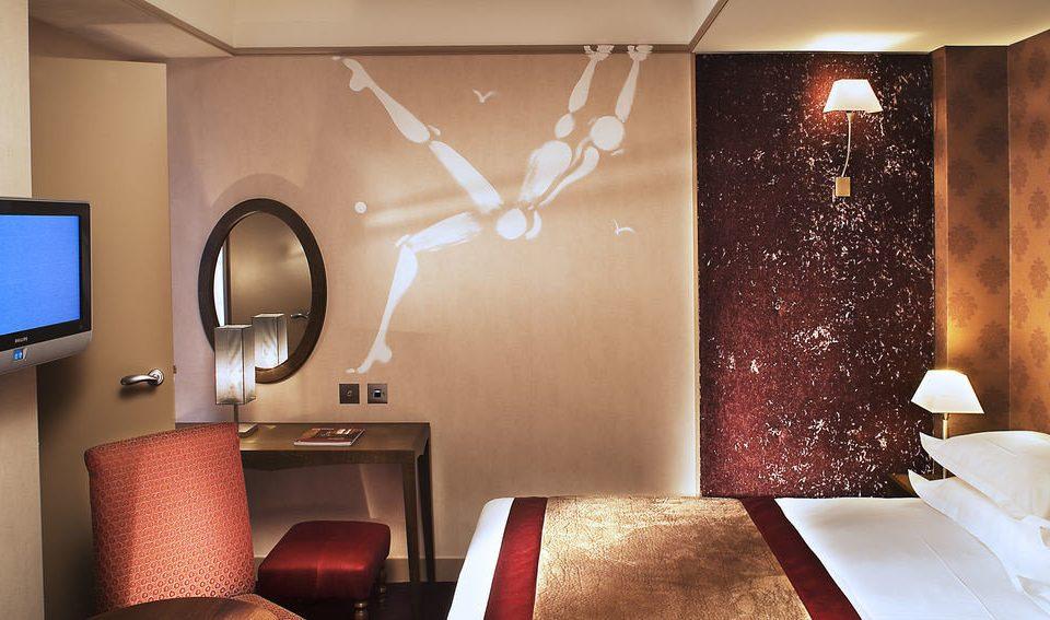 Suite living room lighting Bedroom lamp Modern