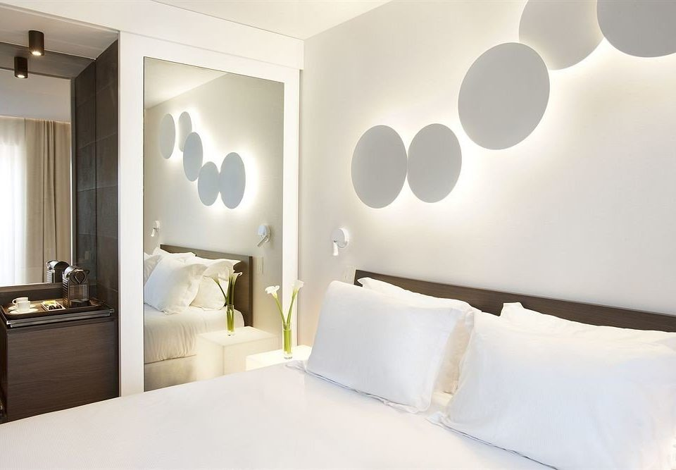 property Bedroom white Suite Modern