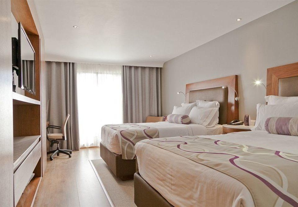 Bedroom Modern Tropical property Suite cottage