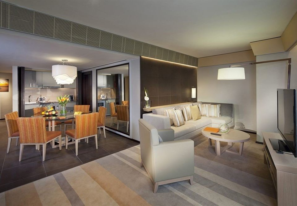 property living room condominium Suite home Villa cottage Bedroom Modern