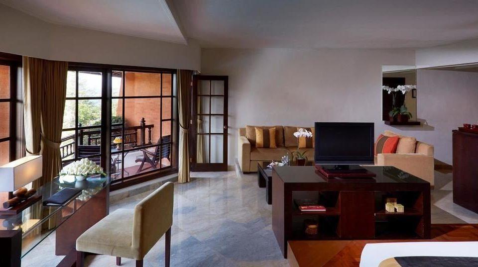 property home living room condominium Suite cottage Villa Modern Bedroom