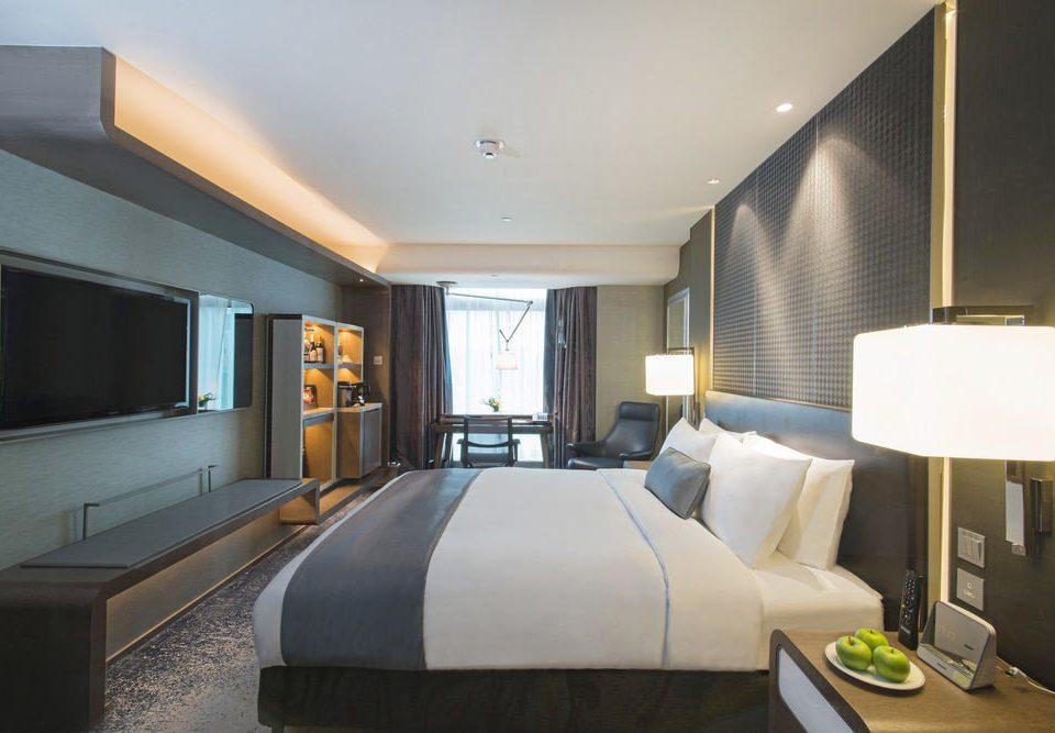 property condominium Suite living room Bedroom Villa Modern flat