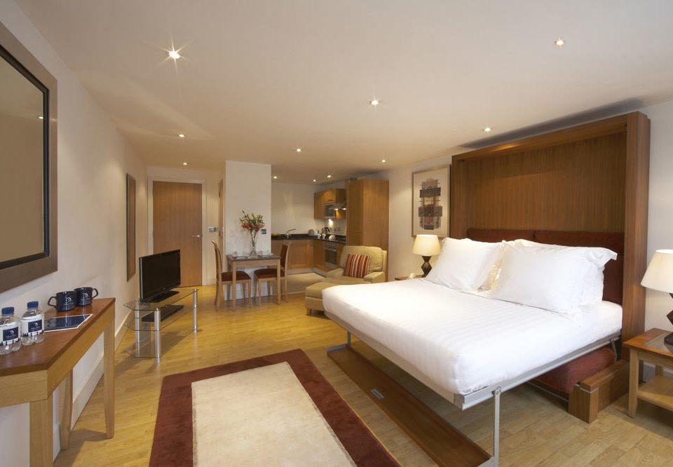 property Suite hardwood Villa cottage Bedroom living room flat Modern