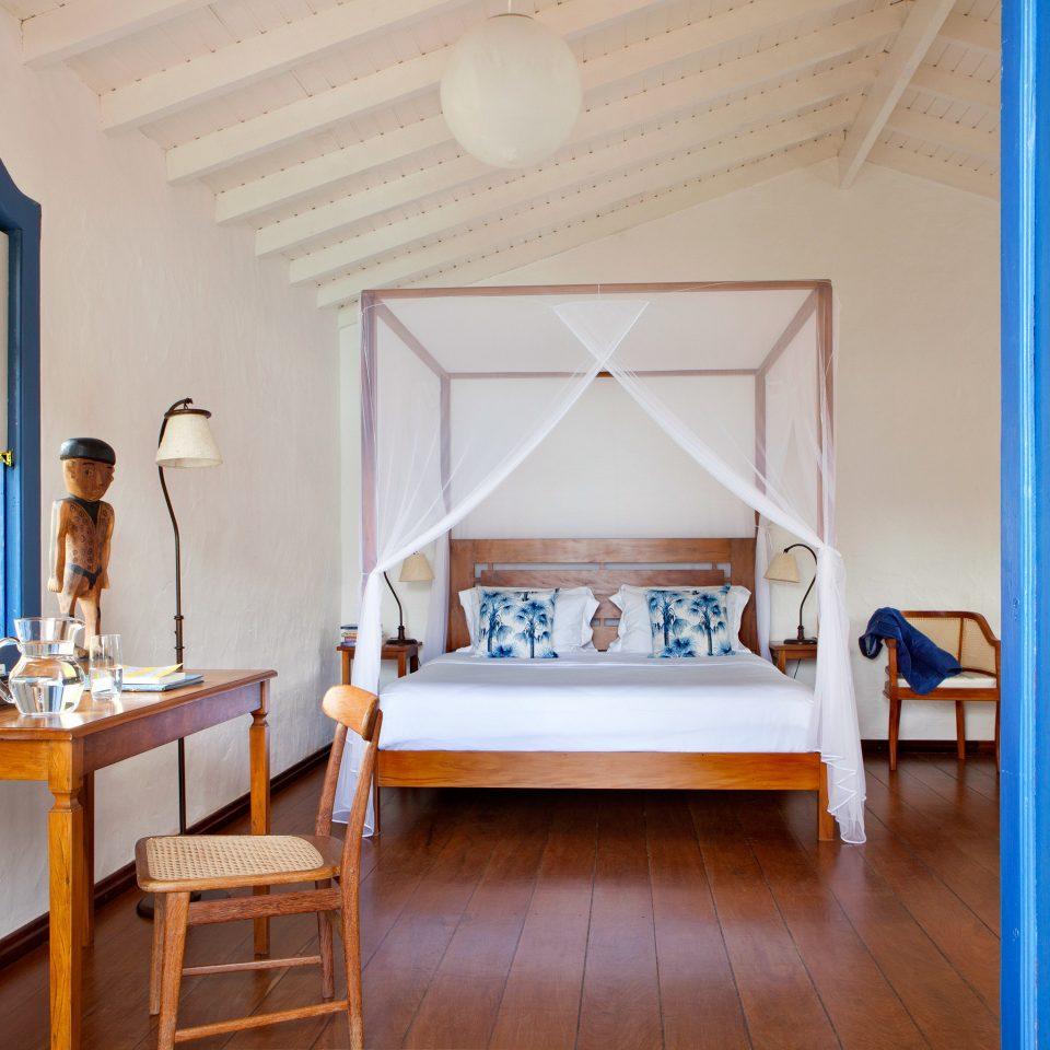 Bedroom Modern property house home living room cottage Villa mansion