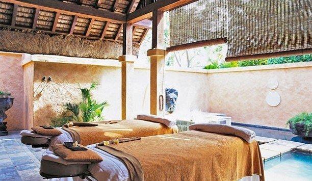 property hacienda outdoor structure Resort Suite backyard Patio amenity Bedroom