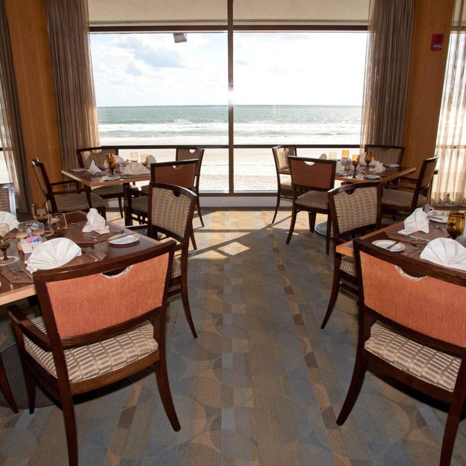 chair restaurant property Resort cottage overlooking Bedroom