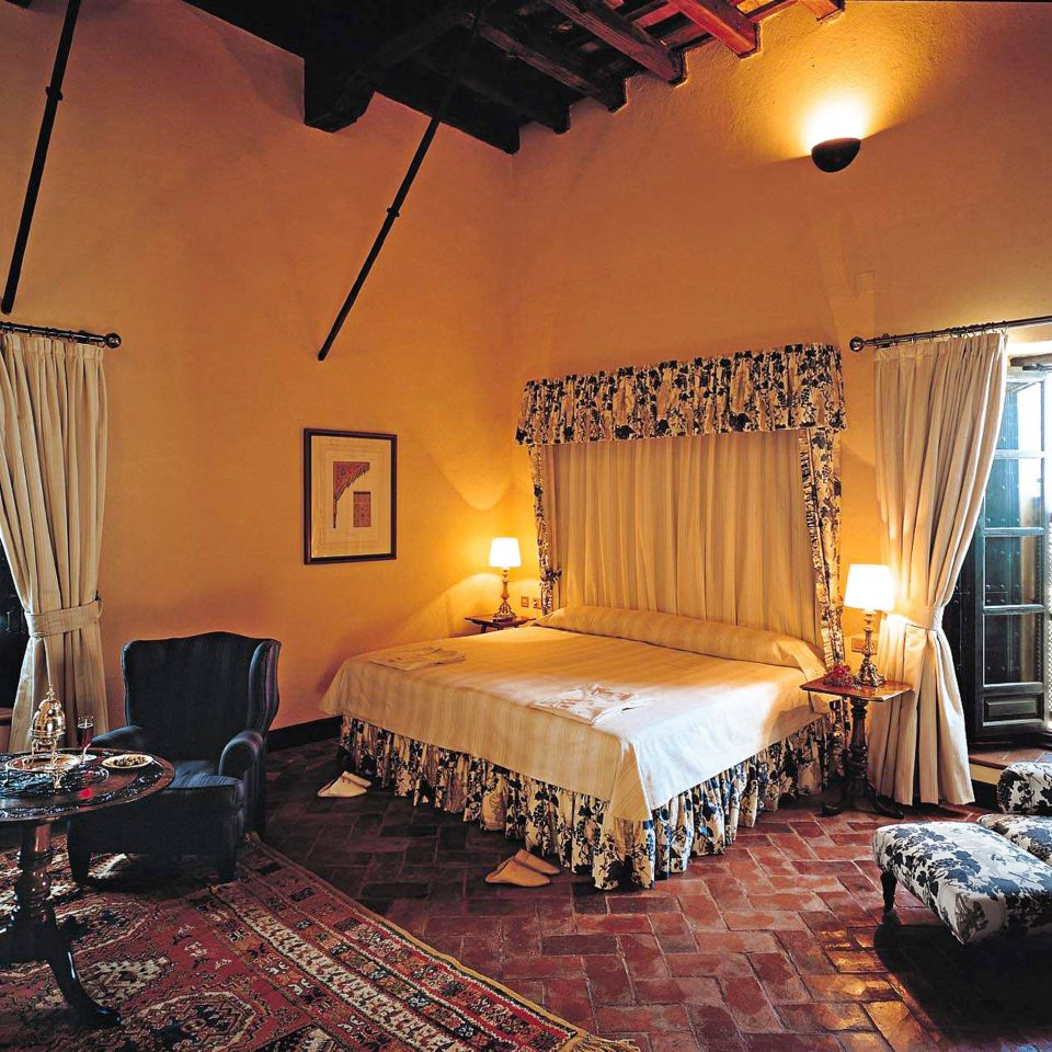 Bedroom Romantic Rustic property cottage Villa living room Resort