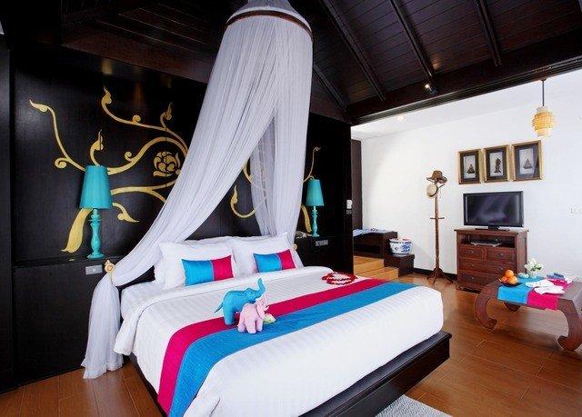 Bedroom Suite Resort bed sheet cottage