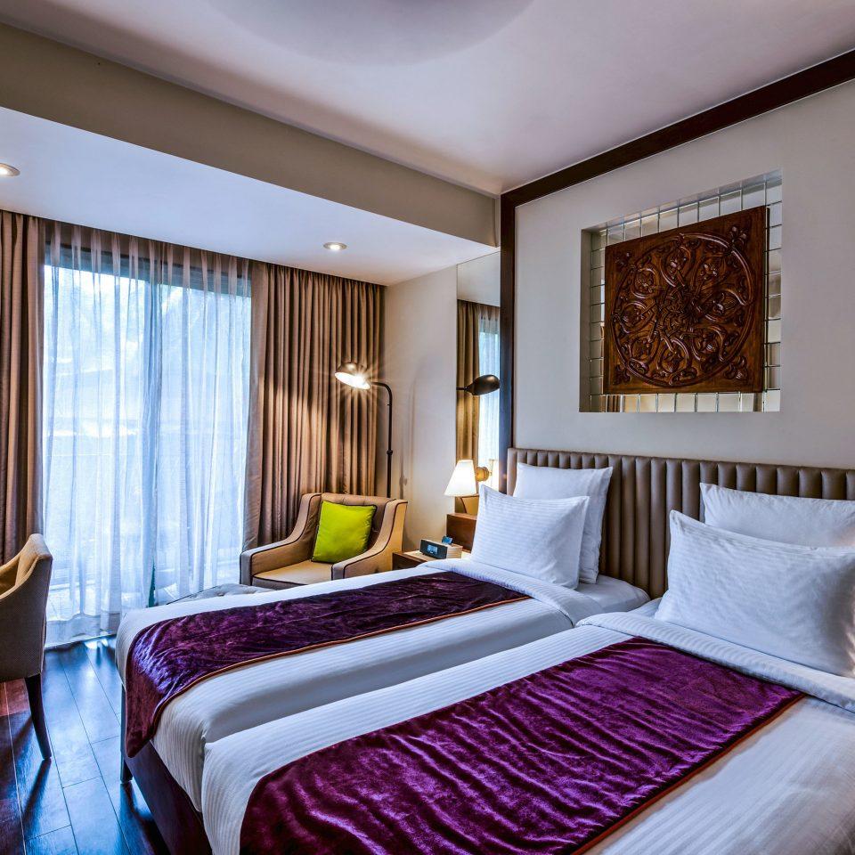 property Bedroom Suite Resort home living room condominium cottage bed sheet