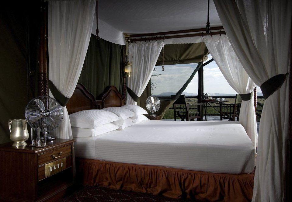 curtain Bedroom Suite Resort cottage