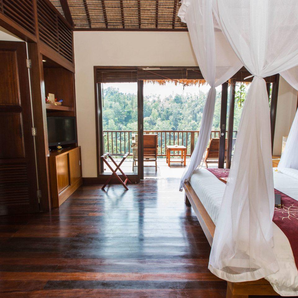 property home Resort cottage Suite Bedroom