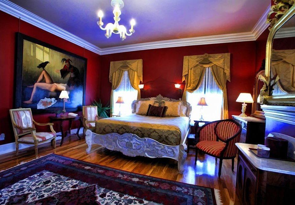 Resort Suite Bedroom recreation room mansion