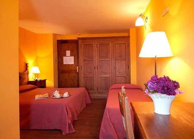 property Suite cottage Resort Villa lamp orange Bedroom