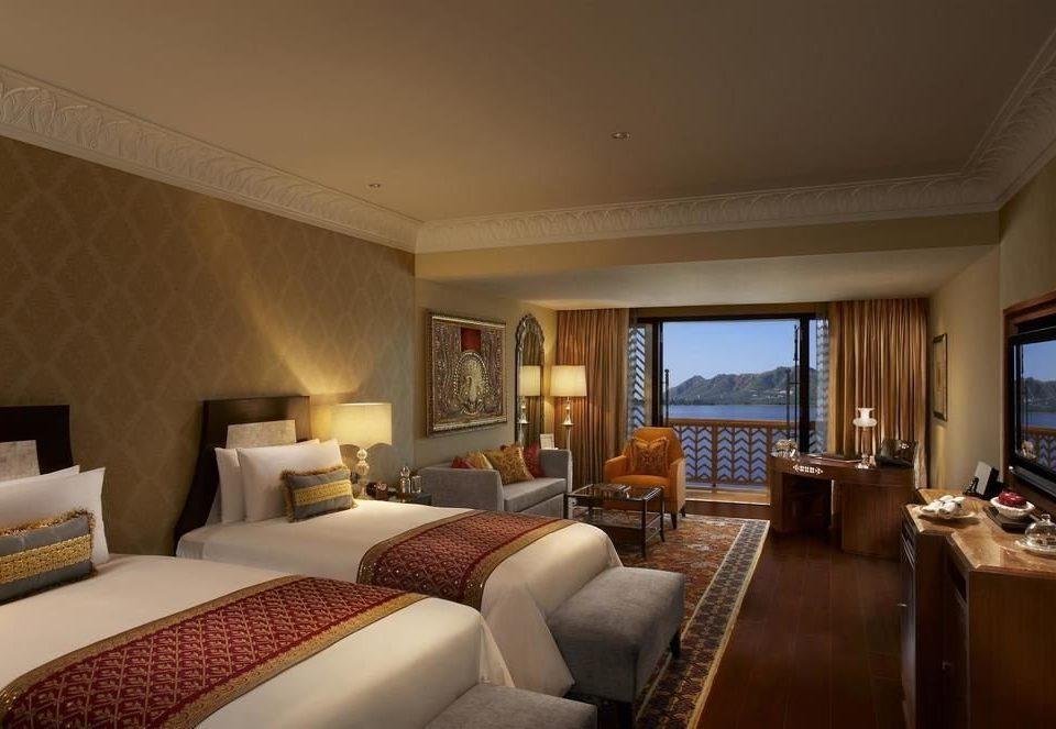 sofa property Suite living room Bedroom Resort condominium Villa
