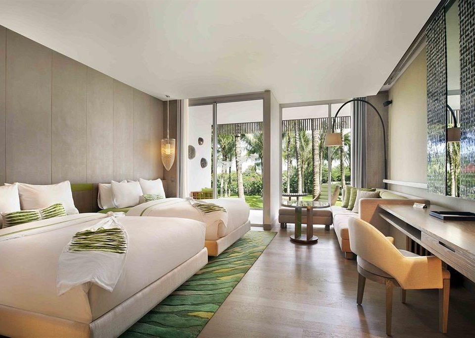 sofa property condominium Suite Villa living room home Resort green Bedroom