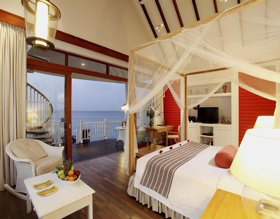 property Villa living room Suite home cottage Resort mansion Bedroom