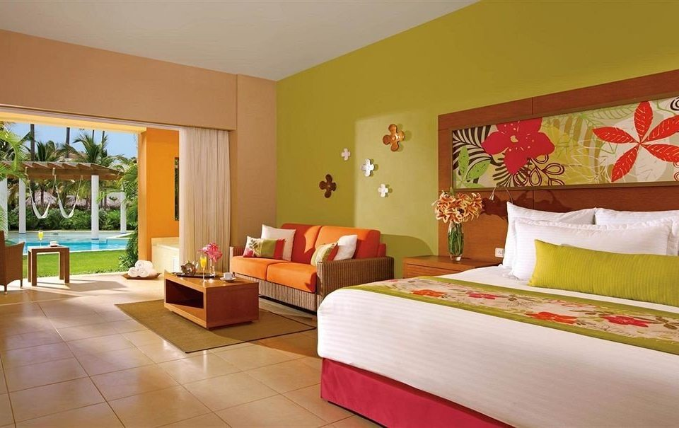 property Suite Villa Bedroom Resort cottage painted colored