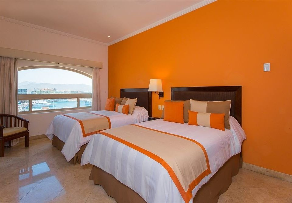 Bedroom property Suite orange cottage Resort Villa
