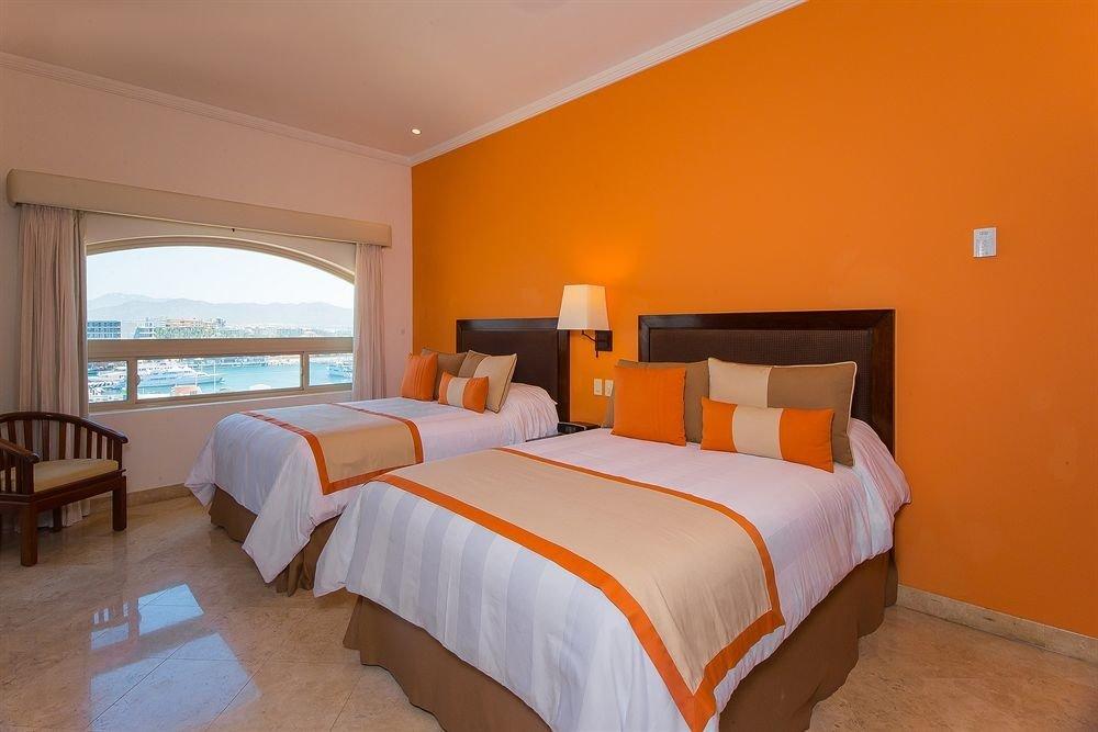 Bedroom property Suite orange cottage Resort Villa