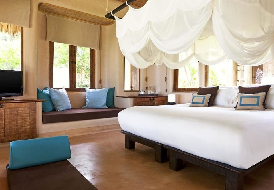 property Suite living room Bedroom Villa Resort