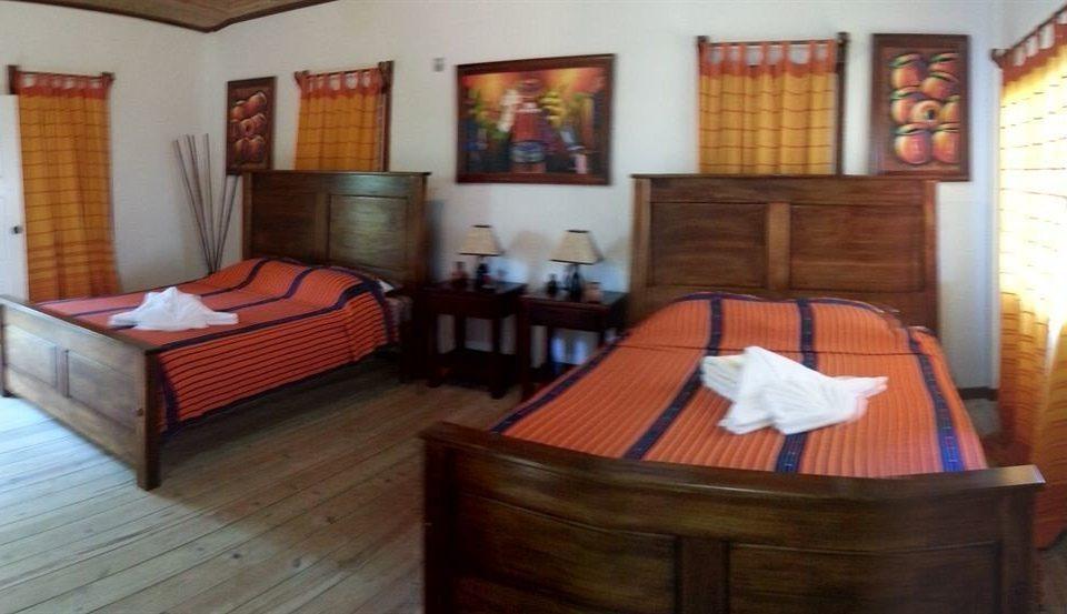 wooden property cottage Suite Villa Bedroom Resort hard
