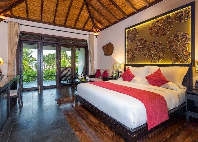 property Resort Villa Suite Bedroom cottage living room