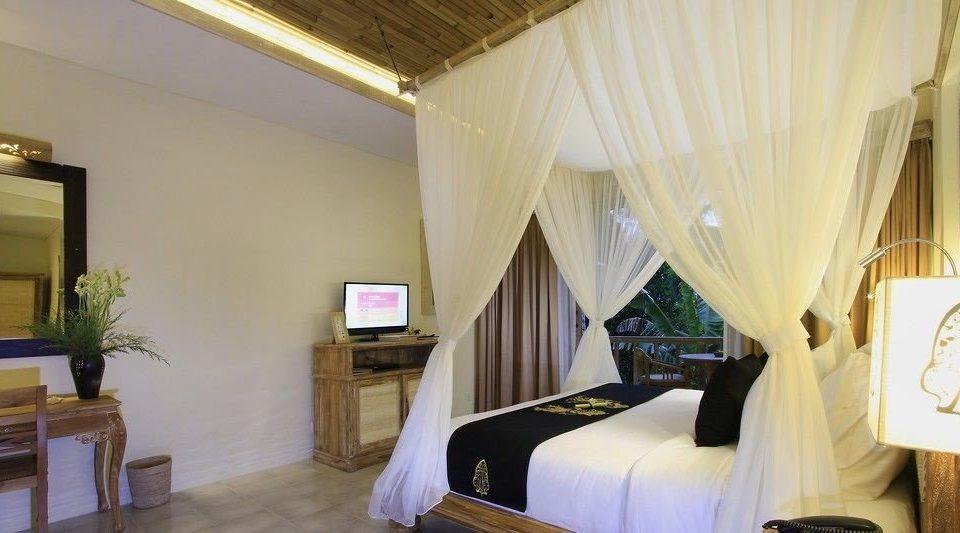 curtain property cottage Villa Suite Resort home Bedroom living room