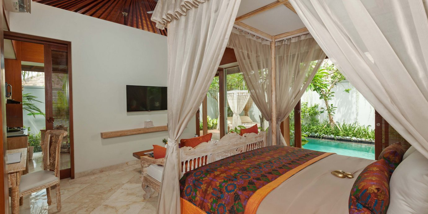 sofa property curtain Bedroom Resort cottage Villa Suite