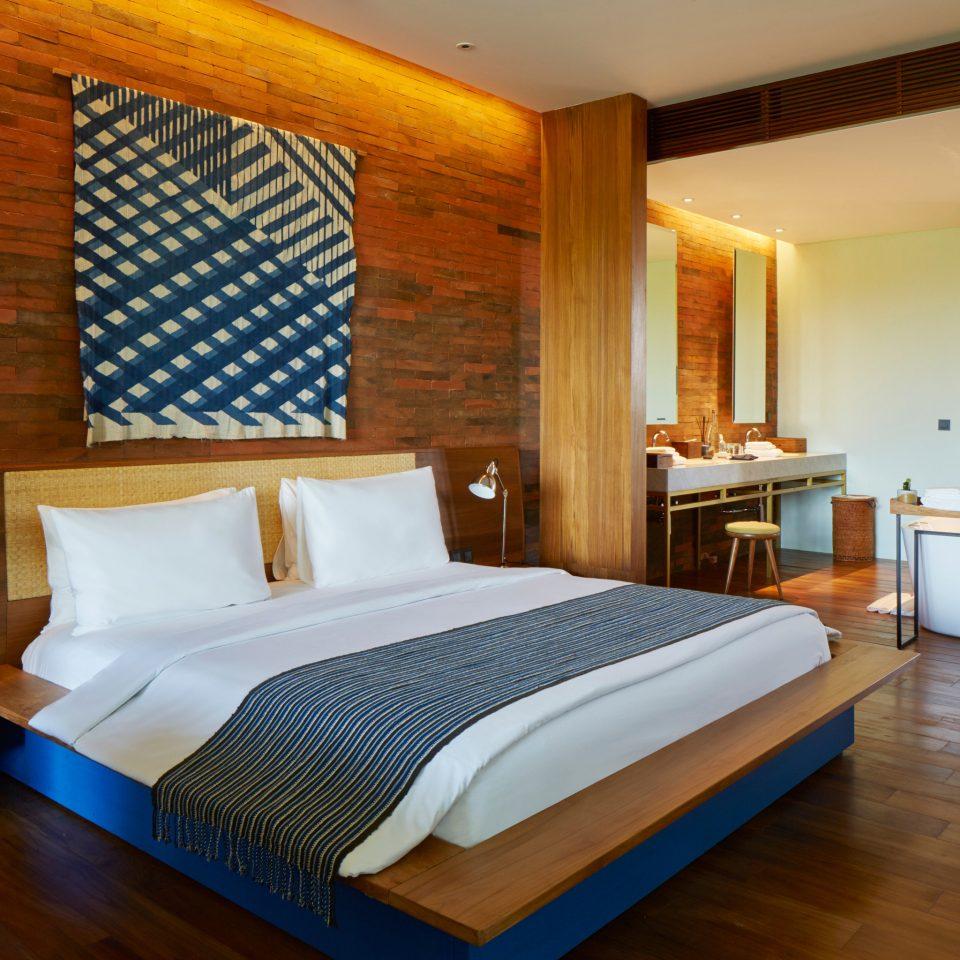 property Suite Bedroom wooden hardwood Resort cottage Villa hard