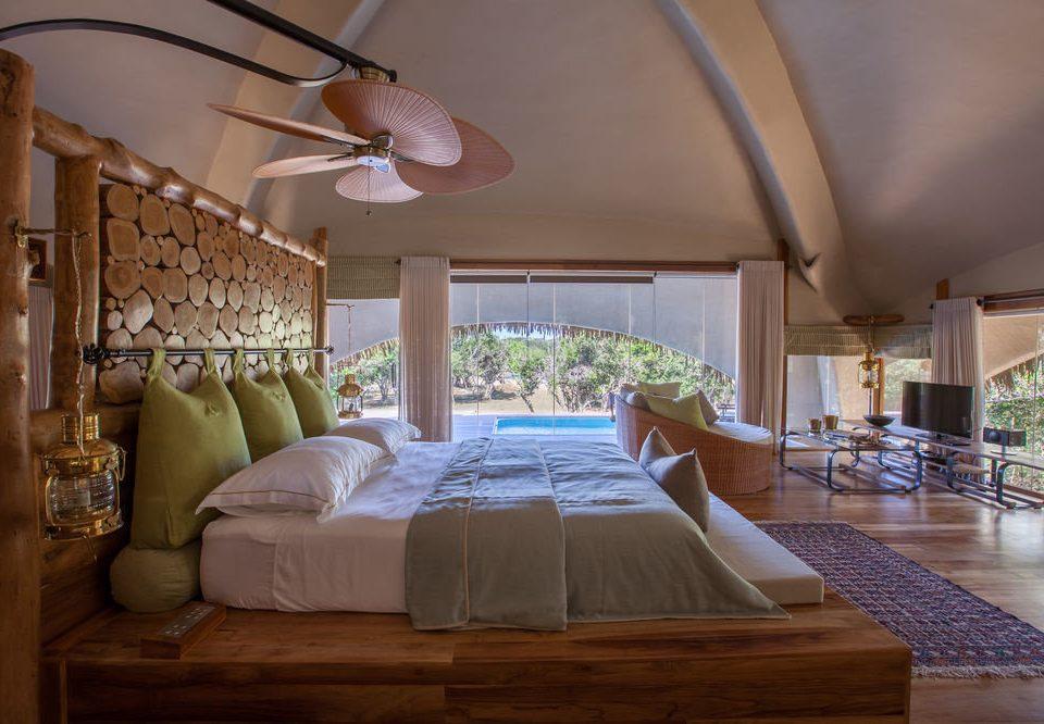 property Resort Villa Bedroom Suite cottage living room