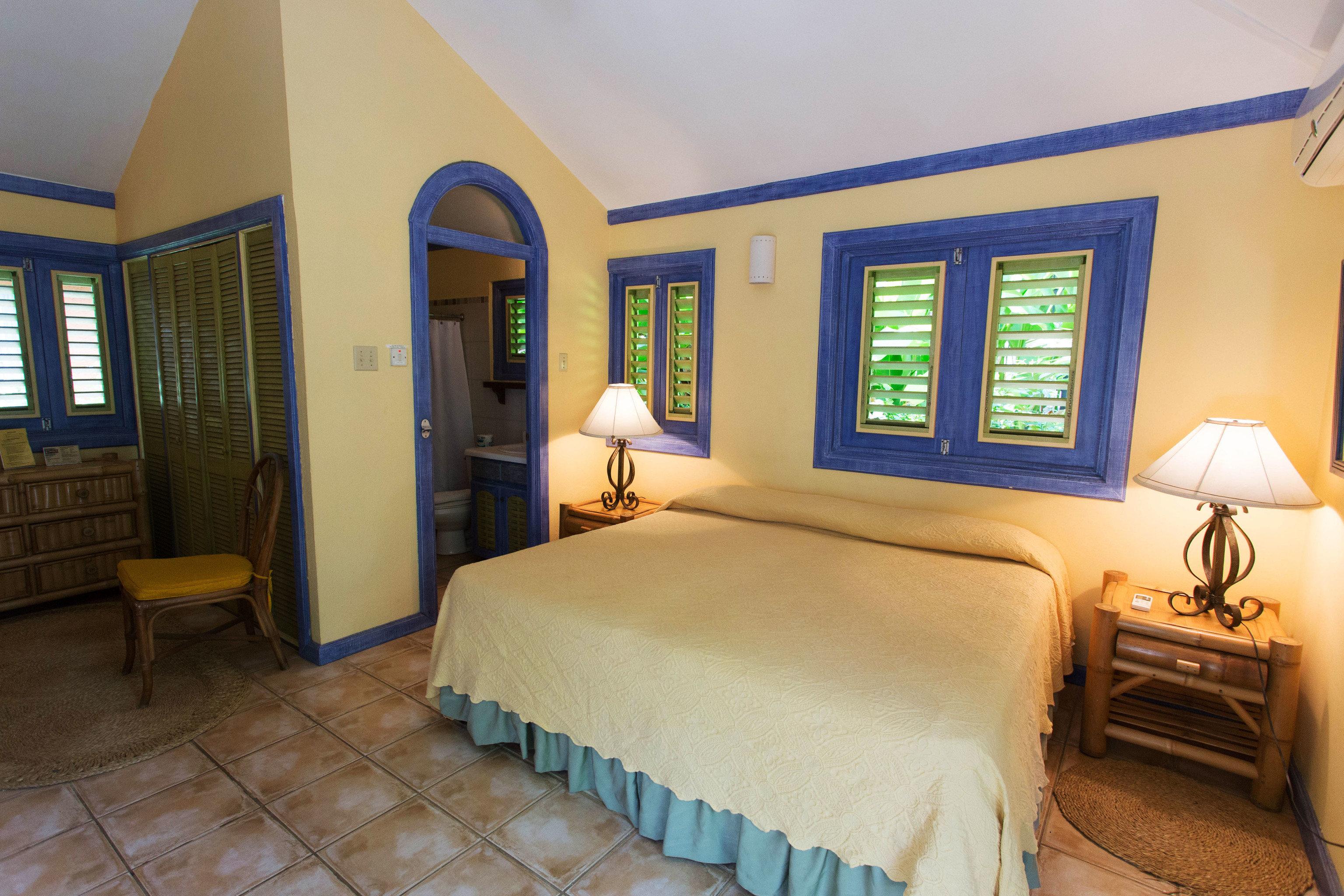 property Bedroom yellow Suite Villa cottage Resort