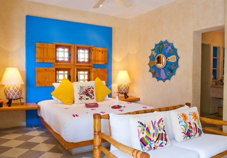 property living room Bedroom home Suite Resort cottage Villa colorful