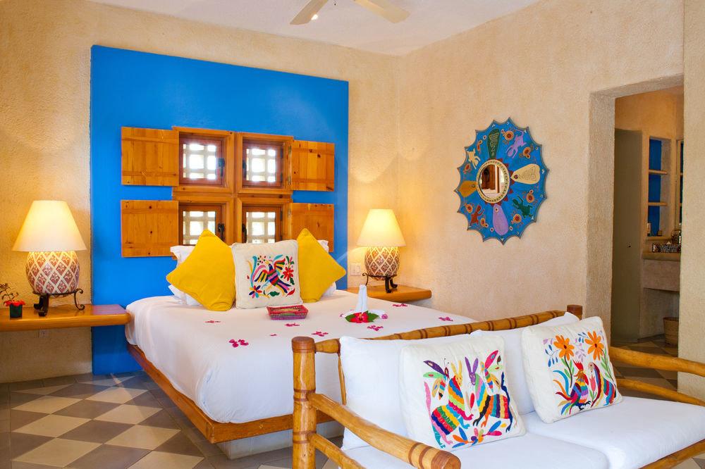 property living room Bedroom home Suite Resort cottage Villa colorful