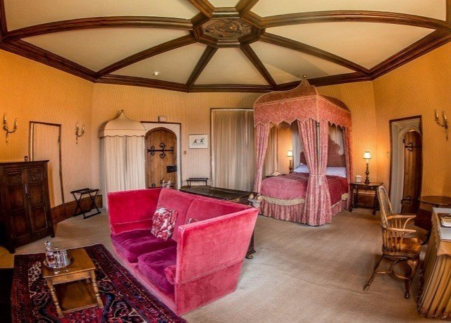 property Suite cottage Villa living room pink mansion Resort Bedroom hacienda farmhouse