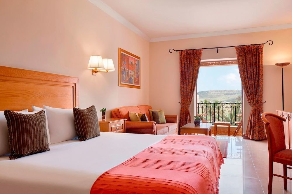 sofa property Bedroom Suite cottage Villa Resort nice orange