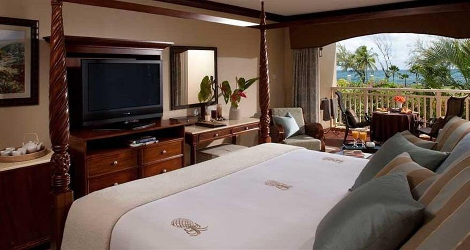 property home Suite cottage living room Villa Resort Bedroom